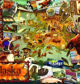 SunsOut 1000 pc Alaska the Final Frontier