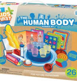 Kids First Kids First The Human Body