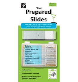 American Educational Products Prepared Slide Set - Botanical