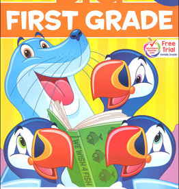 School Zone Big First Grade