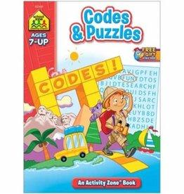 School Zone Codes Puzzles grade2 -3