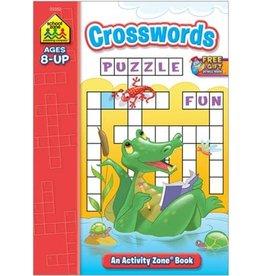 School Zone Crosswords grade 2-3