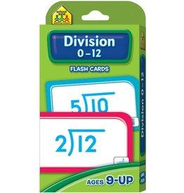 School Zone Division 0-12