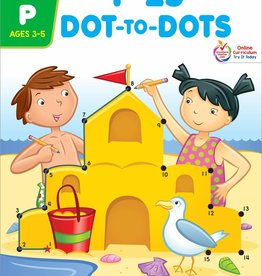 School Zone Dot-to-Dot 1-25 preschool