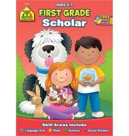 School Zone First Grade Scholar