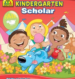 School Zone Kindergarten Scholar