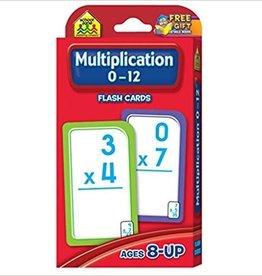 School Zone Multiplication