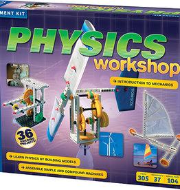 Thames & Kosmos Physics Workshop