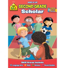 School Zone Second Grade Scholar