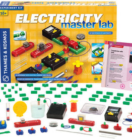 Thames & Kosmos Electricity: Master Lab
