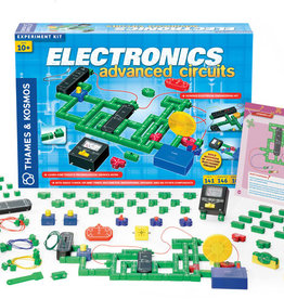 Thames & Kosmos Electronics: Advanced Circuits