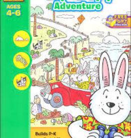 School Zone Try-n-Spy Adventure kindergarten