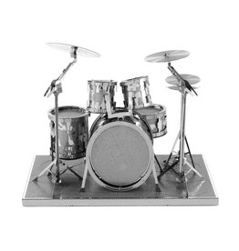 Metal Earth Drum Set