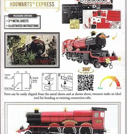 Metal Earth Hogwarts Express - COLOR Harry Potter