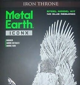 Metal Earth Iron Throne Game of Thrones