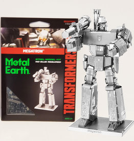 Metal Earth Megatron Transformers