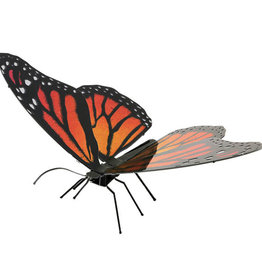 Metal Earth Monarch-Butterfly - COLOR