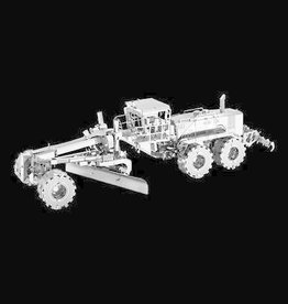 Metal Earth Motor Grader CAT - RETIRING