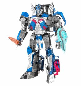 Metal Earth Optimus Prime - COLOR Transformers