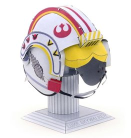 Metal Earth Rebel Pilot Helmet - COLOR Star Wars