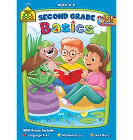 School Zone Second Grade Basics