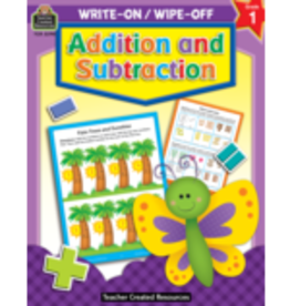 TCR Addition Subtraction 1