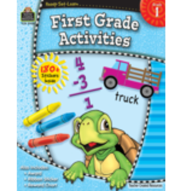 TCR First Grade Activities