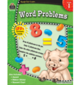 TCR first grade Word Problems