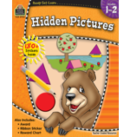 TCR Hidden Pictures grades 1-2