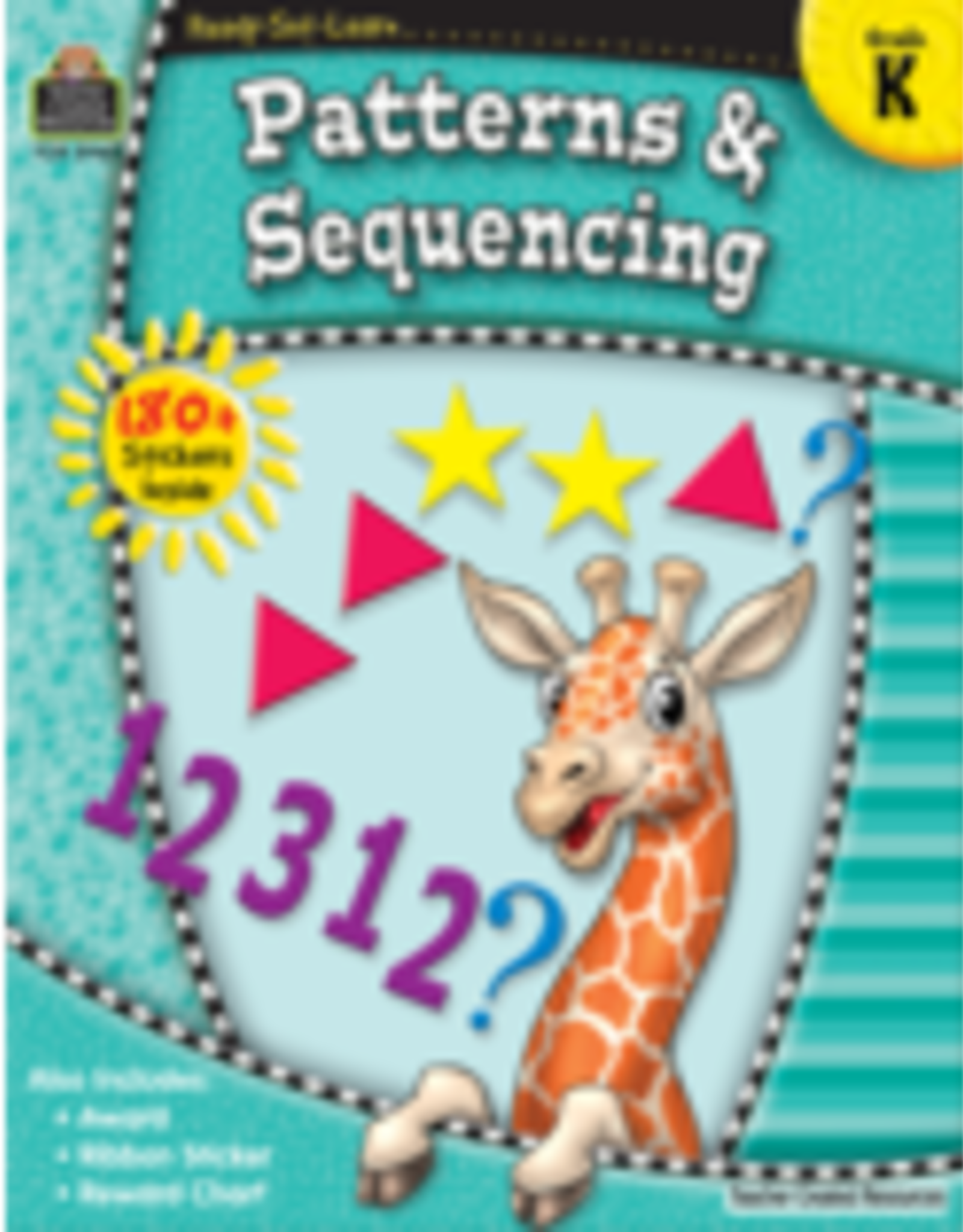 TCR kindergarten Patterns and Sequencing