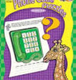 TCR Phone Code Puzzle