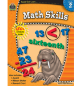 TCR Second Grade Math Skills