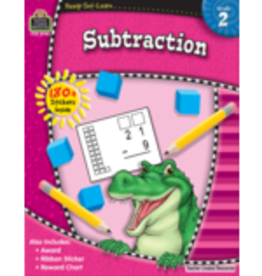 TCR second grade Subtraction