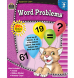 TCR Second Grade Word Problems