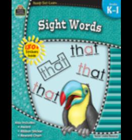 TCR Kindergarten- First Grades  Sight Words