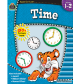 TCR Time grades 1-2