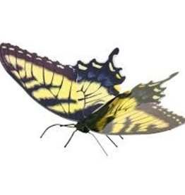Metal Earth Tiger Swallowtail-Butterfly - COLOR