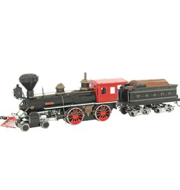 Metal Earth Wild West 4-4-0 Locomotive - COLOR