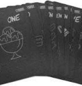Imagination Starters Chalkboard Number Card Set