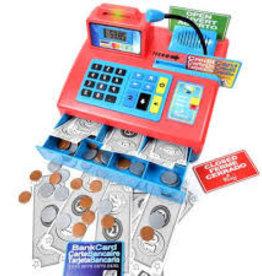 Ben Franklin Toys Talking Cash Register