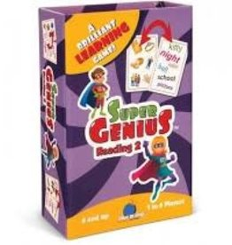 Blue Orange Games Super Genius Reading 2