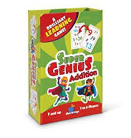 Blue Orange Games Super Genius Addition