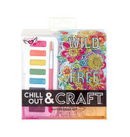 Fashion Angels CHILL OUT & CRAFT Watercolor Kit