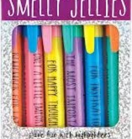 Fashion Angels Smelly Jelly Scented Highlighters - Multi Pack