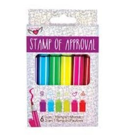Fashion Angels Stamp of Approval Stamping Markers