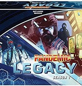 ZMan Games Pandemic Legacy Season 1