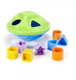Green Toys Shape Sorter Recycled Plastics