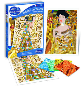Sento Sphere Gustav Klimt Art Kit