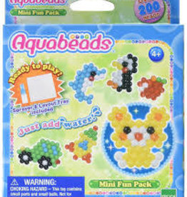 Aquabeads Mini Fun Pack