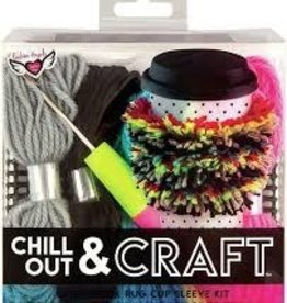 Fashion Angels CHILL OUT & CRAFT Latch Hook Kit